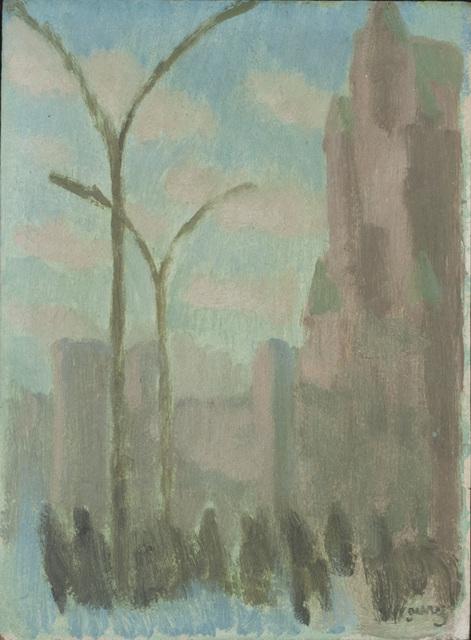 , 'Windsor Station,' , Canadian Fine Arts