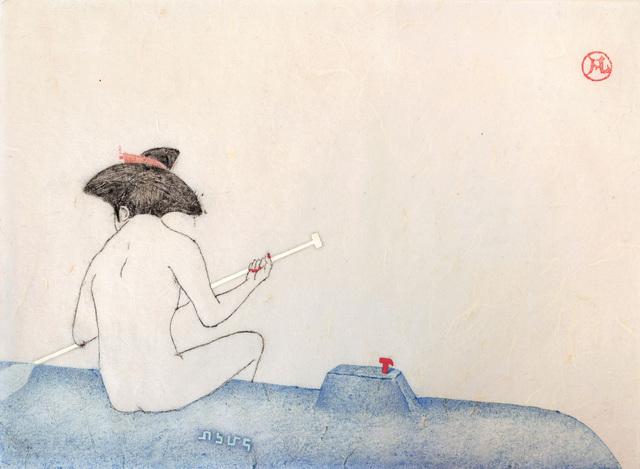 , 'La beauté-5,' 2014, Galerie Liusa Wang