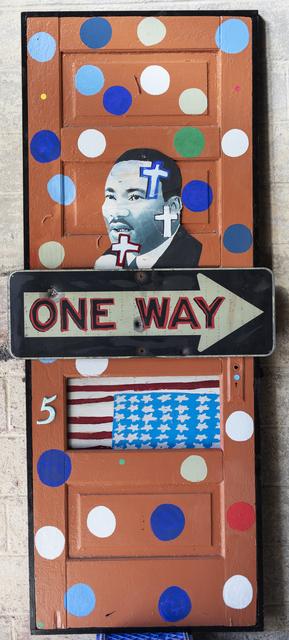Tyree Guyton, 'No Way', 2004, MARTOS GALLERY