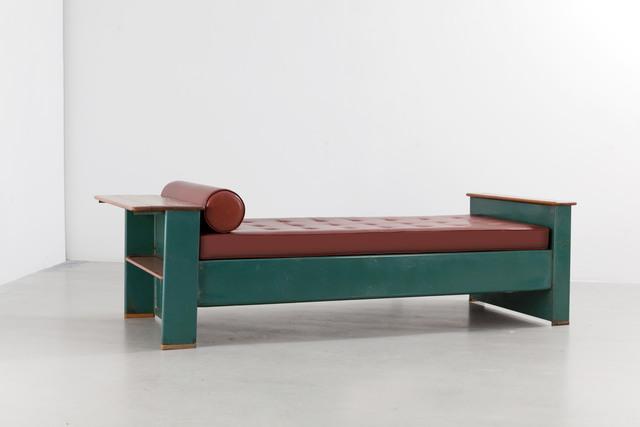 , 'Bed n° 102,' 1936, Galerie Patrick Seguin