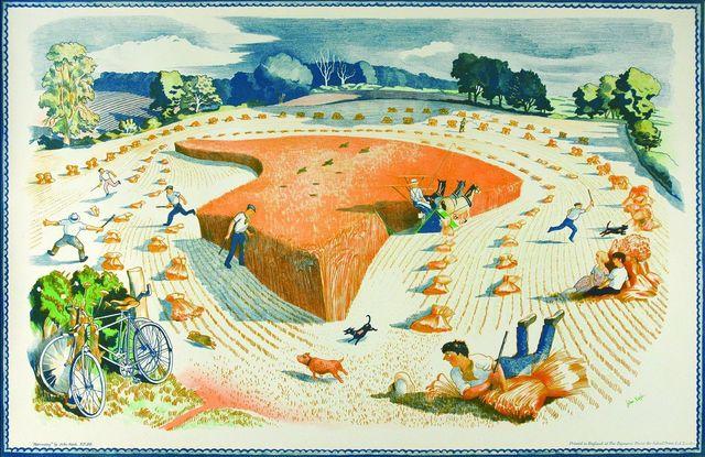 Gerald Cooper, 'A Collection Of School Prints', 1945-7, Sworders
