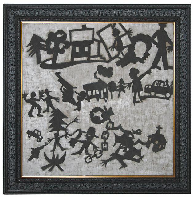 , 'T.M. Dossett-  Till ,' 1990, the harts gallery
