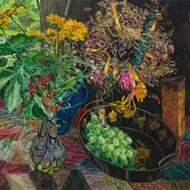 , 'Wreath,' 2002, DC Moore Gallery