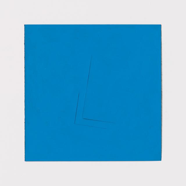 , 'Untitled Cut, JU#2,' 1978, Bookstein Projects
