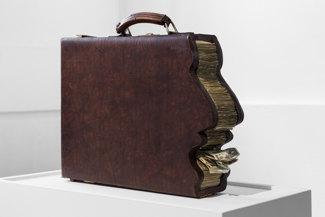 ICY and SOT, 'Greedy Man's Briefcase', 2018, Underdogs Gallery