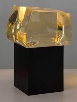 , 'Petite Yellow Loukoum,' 2012, Cristina Grajales Gallery