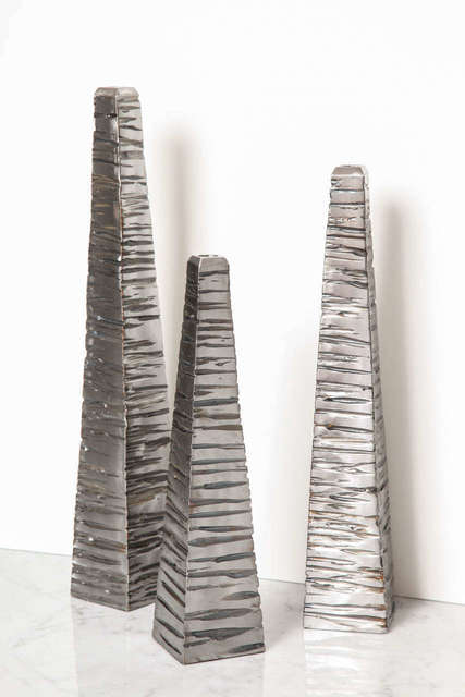 , 'Candlesticks,' 2014, Twenty First Gallery