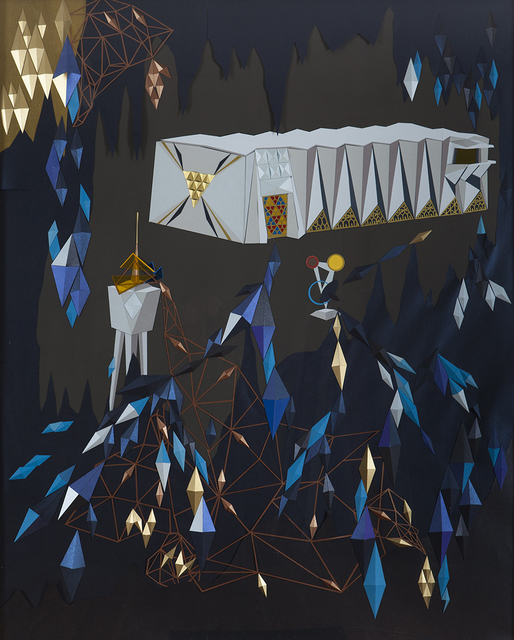 , 'Un lugar,' 2015, Galería silvestre