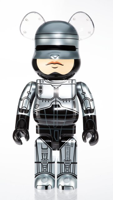 BE@RBRICK, 'Robocop 1000%', 2018, Heritage Auctions