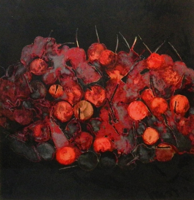 , 'Cherries,' 1988, Eckert Fine Art