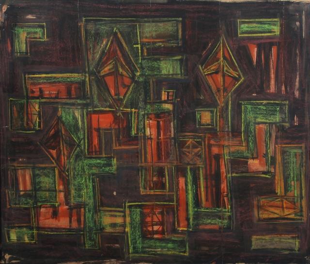 , 'HYD V,' 1963, Aicon Gallery