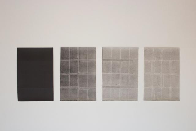 , 'Monocromo (negro) I,' 2013, Alejandra von Hartz Gallery