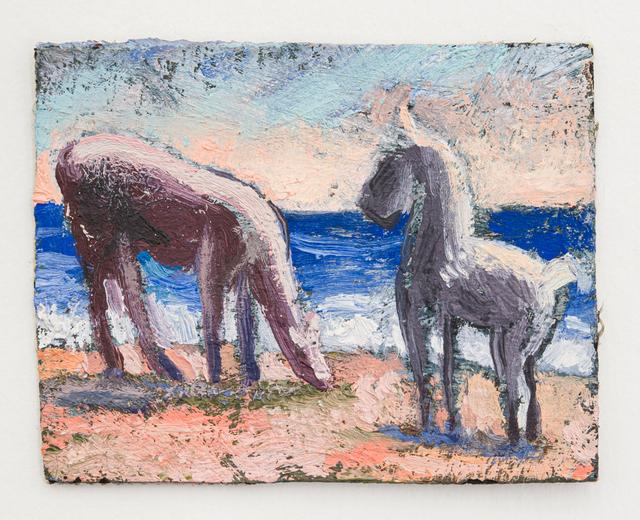, 'Horses,' 2019, UNION Gallery