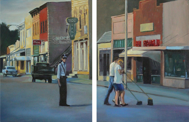 , 'Do the Crime, Pay the Fine,' 2016, Carrie Haddad Gallery