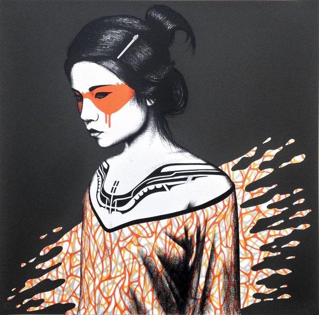 Fin Dac, 'Tanana', 2014, Art276