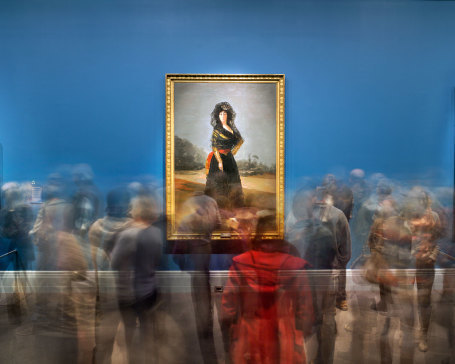 , 'Goya's Duchess of Alba - 'Goya: Order and Disorder' Museum of Fine Arts, Boston,' 2014, Duran Mashaal