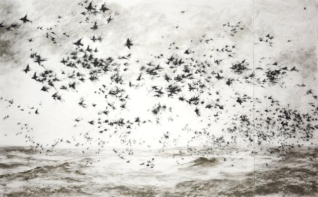 , 'We Can Laugh, and Shriek, and Grow Wings,' 2018, Sapar Contemporary