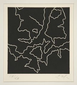 Hans Arp, 'Composition', 1942, Print, Woodcut, Yale University Art Gallery