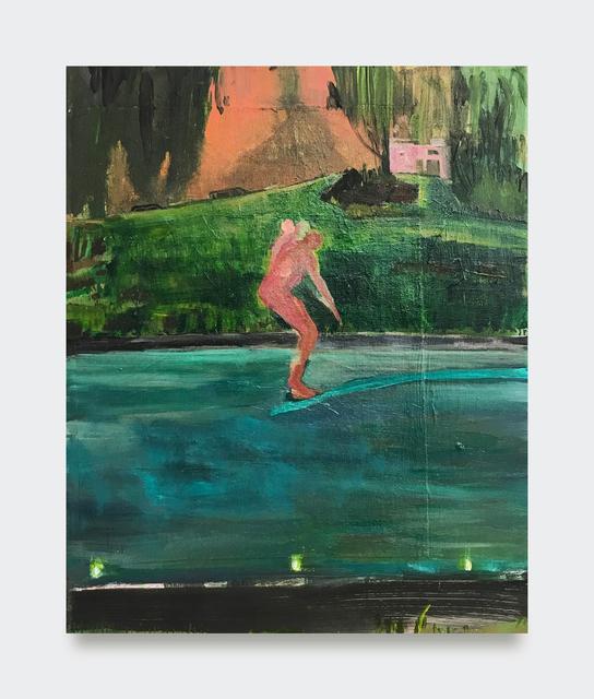 , 'Diver ,' 2018, V1 Gallery