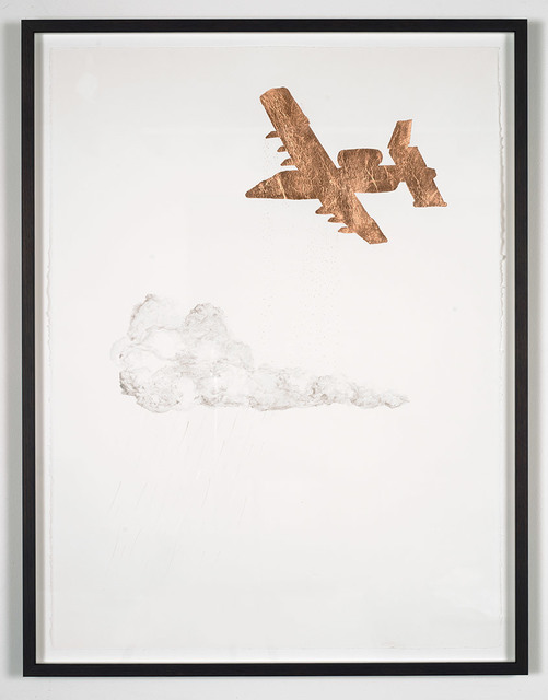 , 'Stratospheric aerosol cloud seeder,' 2014, Roslyn Oxley9 Gallery