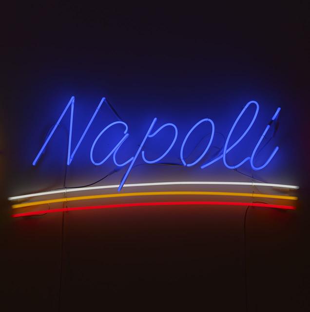 , 'Napoli, Napoli (ROMANIA/FILIPINE),' 2015, Lia Rumma