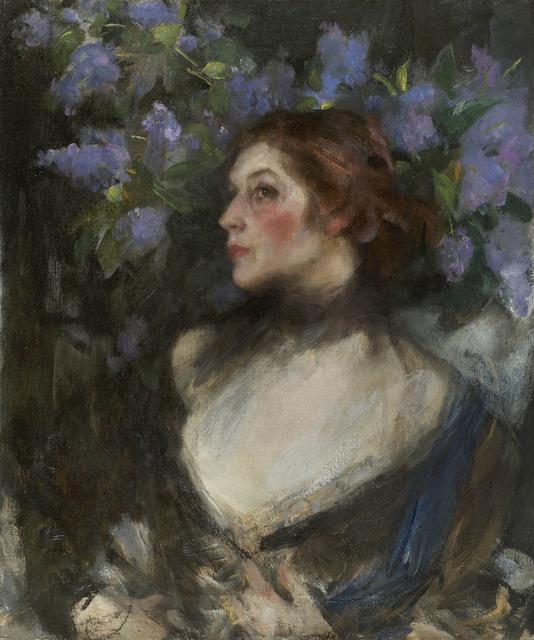 , 'Florence Shannon,' ca. 1905, Debra Force Fine Art