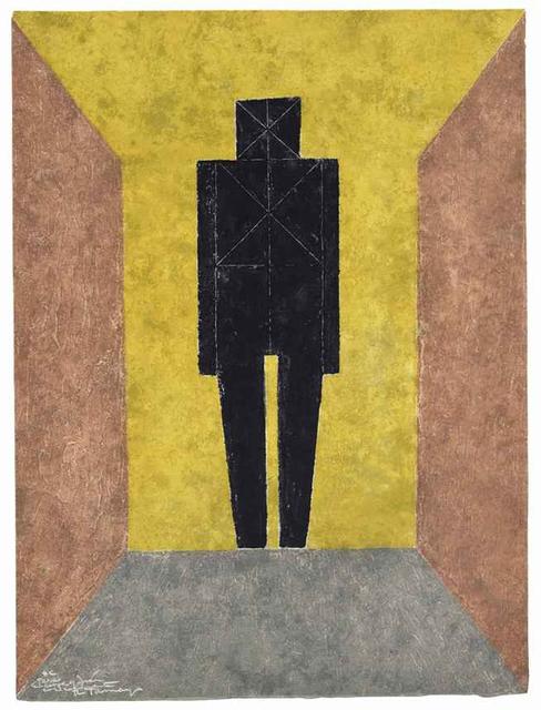 , 'Figura En Negro,,' 1980, Zane Bennett Contemporary Art