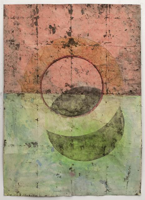 Alexandra Hopf, 'Poster 01, from the series: Big Posters (Lumpen Constructivism)', 2014, Cruise&Callas