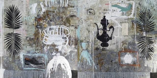 , 'Delirio 1:30 am,' 2017, Lux Perpetua Art Centre
