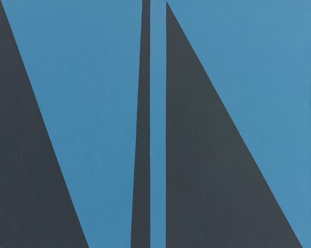 , 'Untitled,' 2011, Quadrado Azul