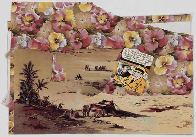 , 'Desert Flowers,' 2014, Tibor de Nagy