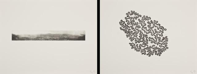 , 'Borderline - Caracas,' 2011, Himmelblau Printmaking Finland