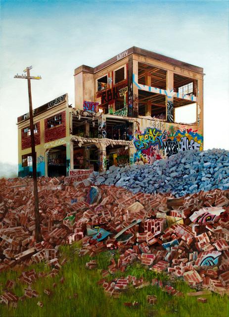 , 'Demolition Day,' 2010, Paradigm Gallery + Studio