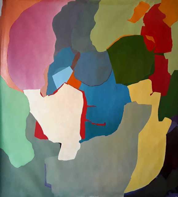 Lourdes García O'Neill, 'Untitled', 2019, Painting, Oil on canvas, Galería Marita Segovia