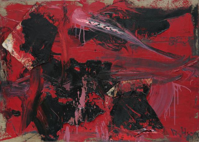 , 'Student (Preparatory Painting),' 1989-1990, Boers-Li Gallery