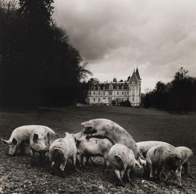 , 'Le vie de Chateau,' 1973, Tracey Morgan Gallery