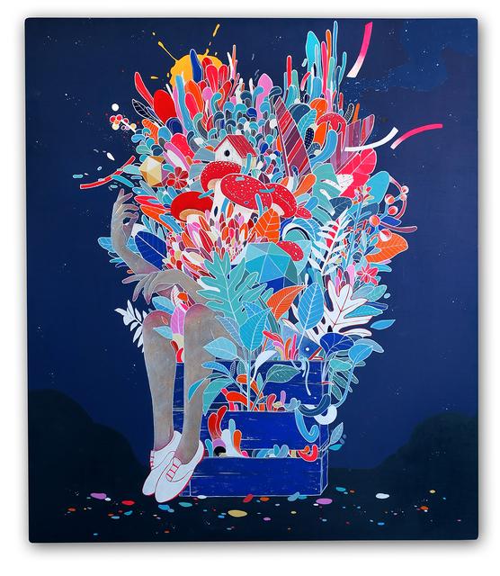 , 'Cabana,' 2016, Galeria Movimento