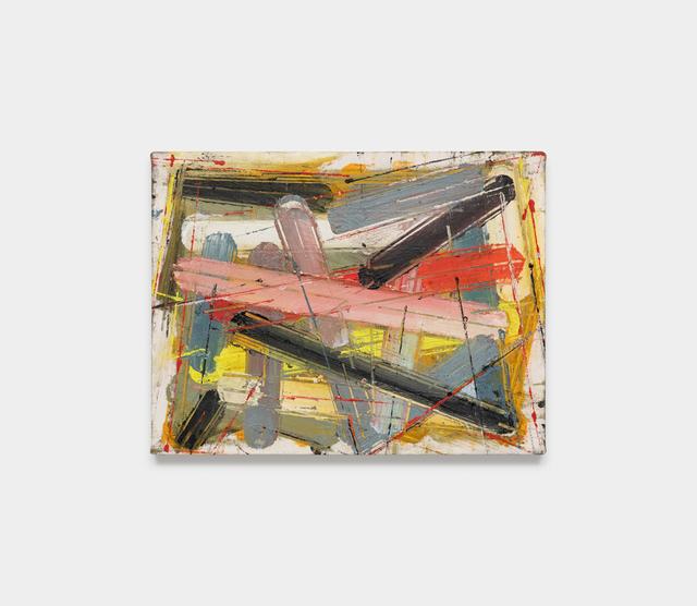 , 'pinturinha #27,' 2018, Galeria Raquel Arnaud