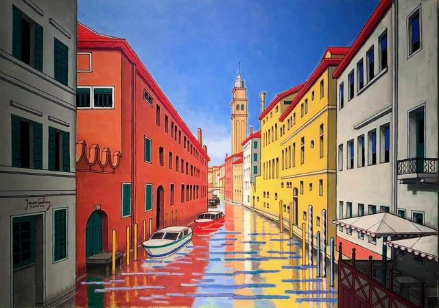 Yacov Gabay, 'Venice', 2015, Il Concept Art Gallery