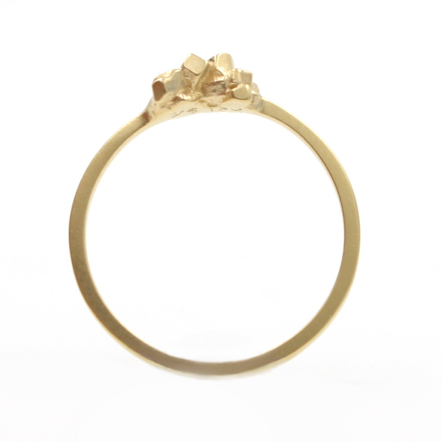 , '18k Sugar Babe Ring ,' , form & concept