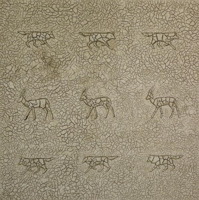 Sliman Mansour, 'Survival', 2018, Zawyeh Gallery