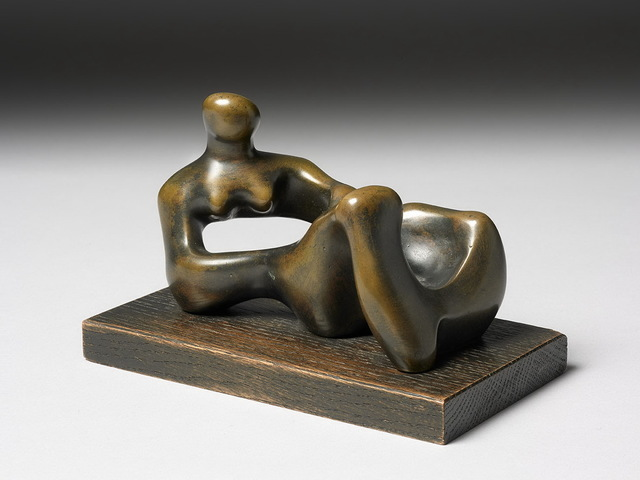 , 'Recumbent Figure,' 1938, Offer Waterman