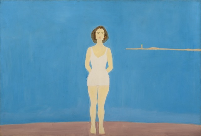 , 'Bather,' 1959, Neuberger Museum of Art