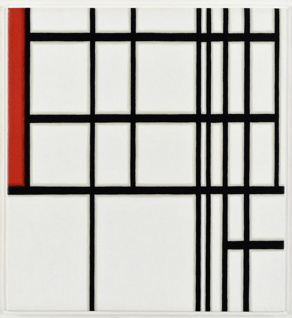 , 'Piet Mondrian, #11, White and Red, 1937, First State,' 2002, Gana Art