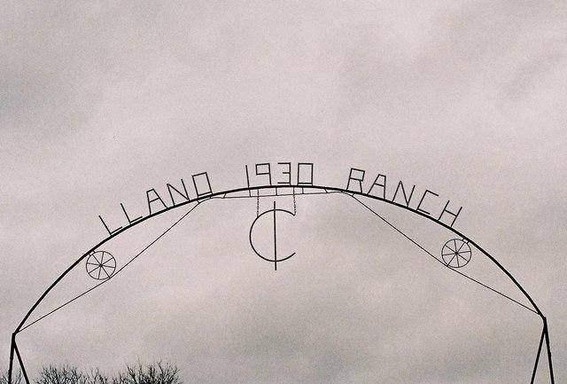 , 'Untitled (Llano 1930 Ranch),' 2010, Cob