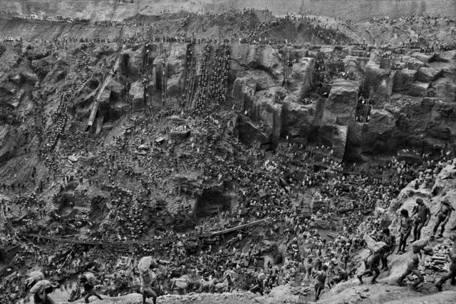 , 'Gold mine. Serra Pelada, state of Pará, Brazil.,' 1986, Hafez Gallery
