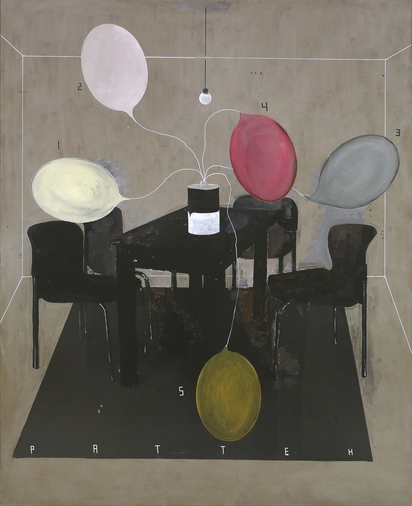 Thomas Zipp, 'A.B.: fivefold splitting (PATTEX),' 2015, Galerie Krinzinger
