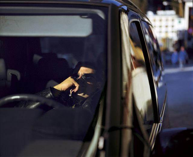 , 'Driver Bodyguard 1,' 2001, CHRISTOPHE GUYE GALERIE