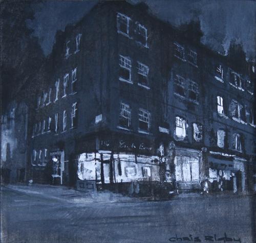 , 'Cutting Corner,' 2017, Castlegate House Gallery