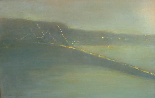 , 'Bridge Nocturne V (Tappan Zee),' 2006, Cavalier Ebanks Galleries